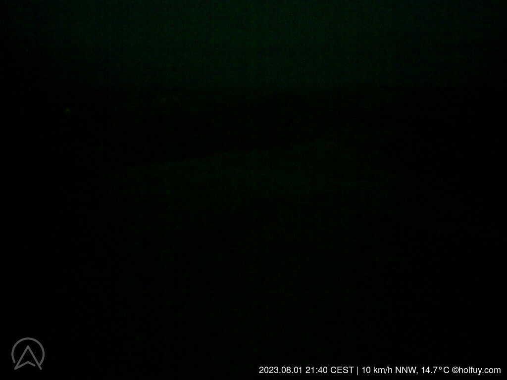 Webcam-Bild vom Hesselberg