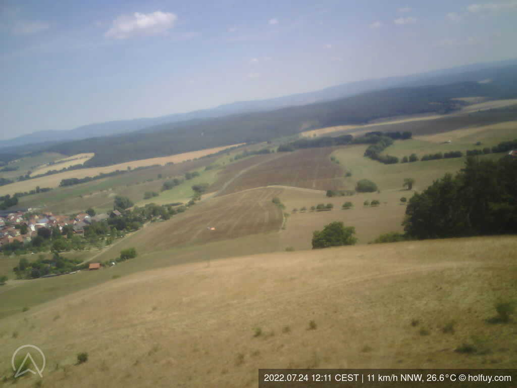 Webcam Spielberg Rhön