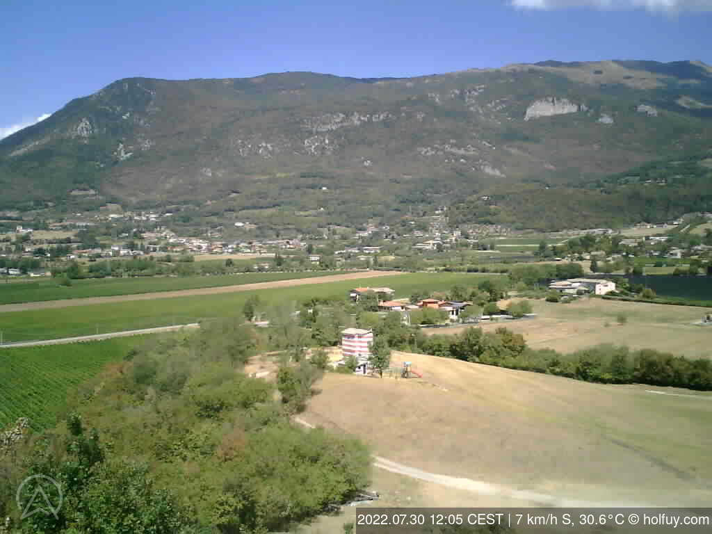 Webcam Colonei-Baldo
